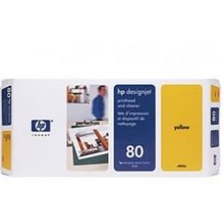 C4823A - Cabeça Impressão Yellow HP80 p/ 1000series