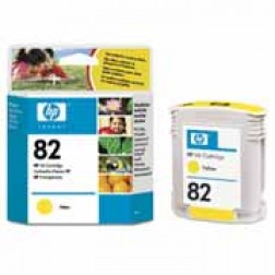 C4913A - Cartucho HP 82 Yellow 69ml