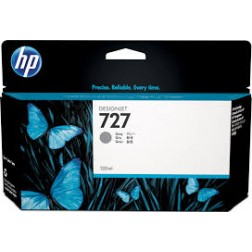 B3P24A - Cartucho HP 727 Cinza 130ml