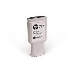 C1Q12A - Cartucho HP 727 Matte Black 300ml