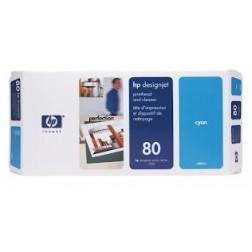 C4821A - Cabeça Impressão Cyan HP80 p/ 1000series