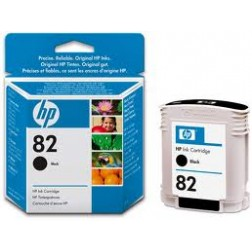 CH565A  Cartucho HP 82 Preto 69ml