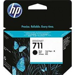 CZ133A Cartucho Preto HP 711 80ml  Alto Rendimento